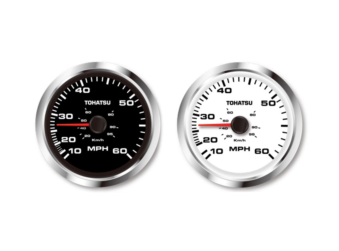 Speedometer - 60mph