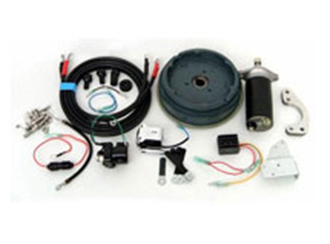 Electric Starter Kit for Tiller Handle Models