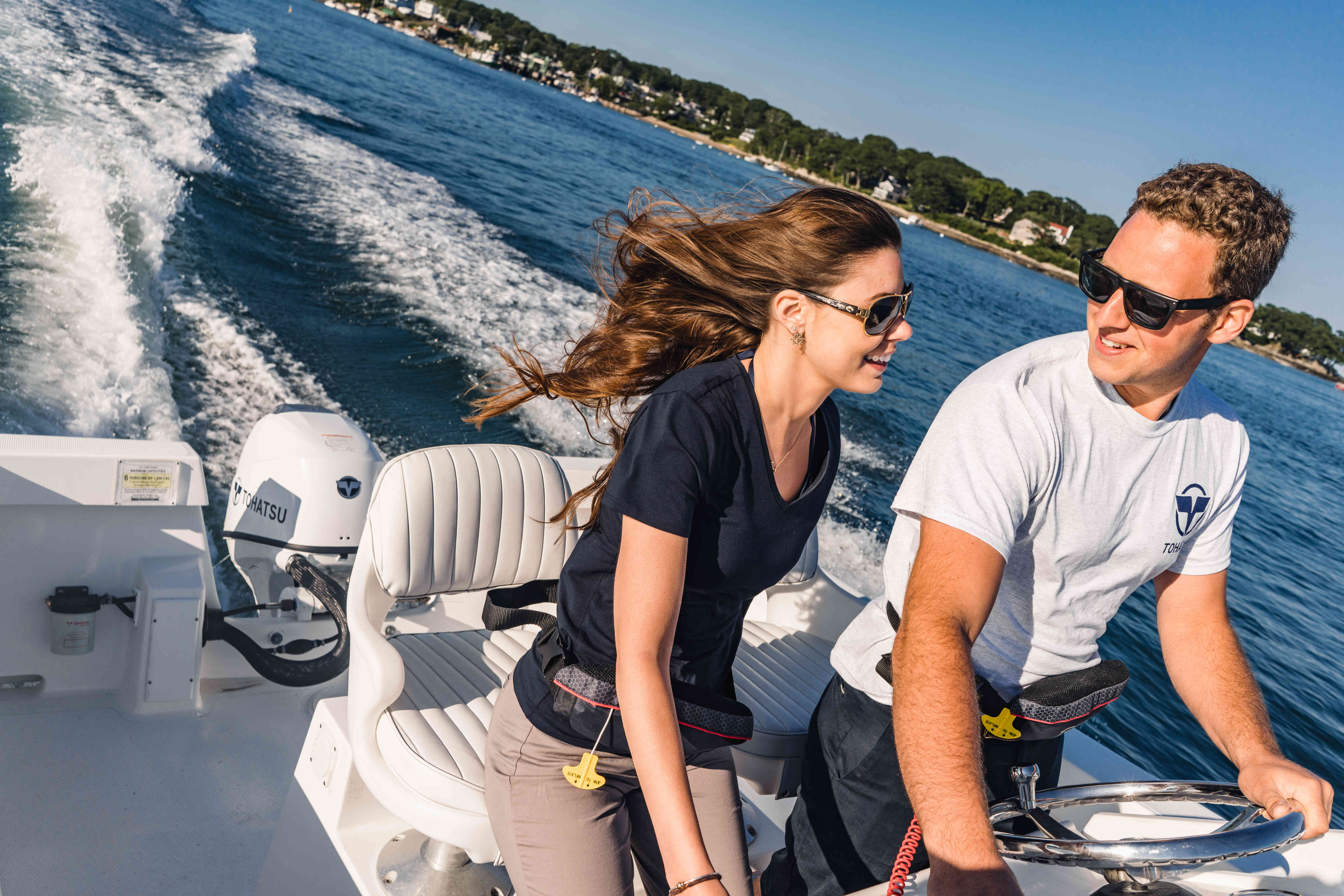 OUTBOARDS | TOHATSU outboard motors