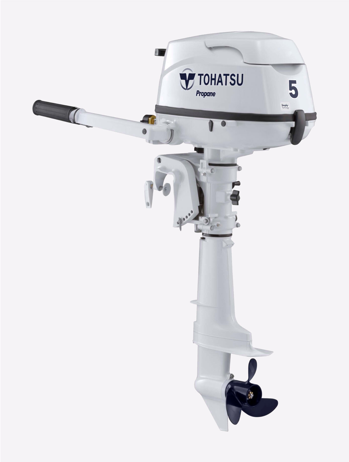 MFS5C-LPG | Portable | OUTBOARDS | TOHATSU outboard motors