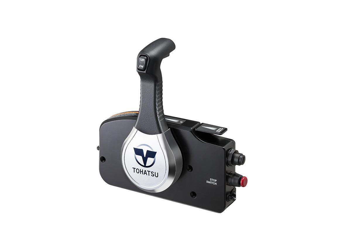 4-Stroke Outboard Remote Control Box TOHATSU Neutral Switch for TLDi