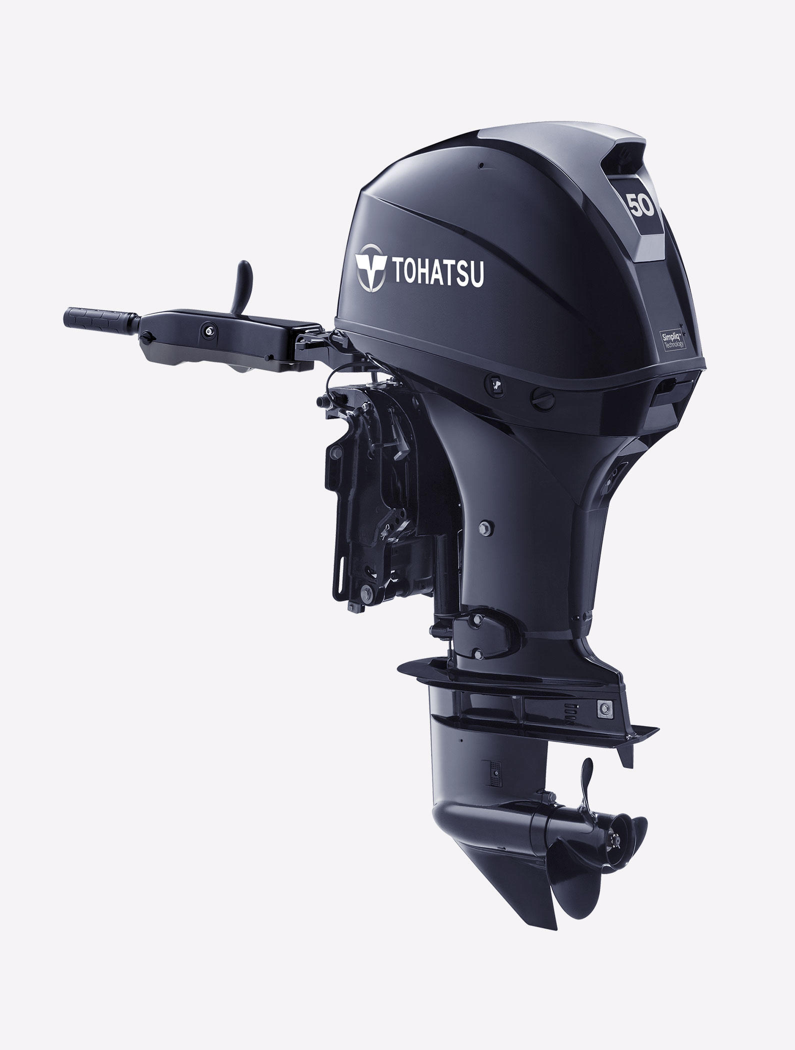 Mfs50 mid range outboards tohatsu outboard motors for Tohatsu outboard motors online